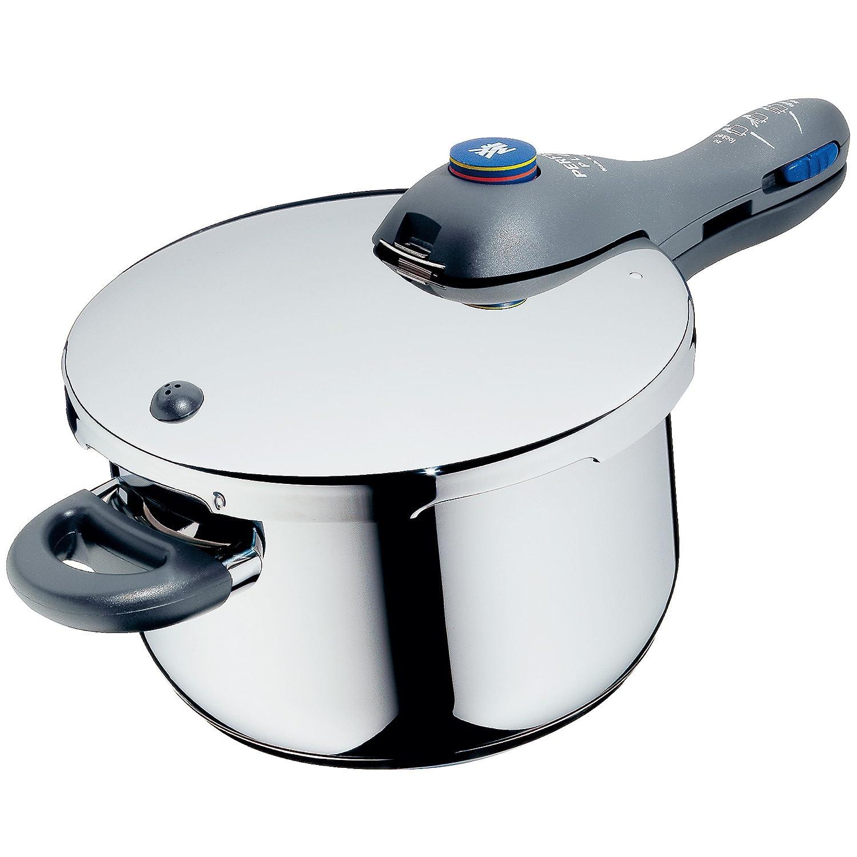德国wmf 福腾宝原装进口 perfect plus系列 不锈钢压力锅(带有孔蒸屉)