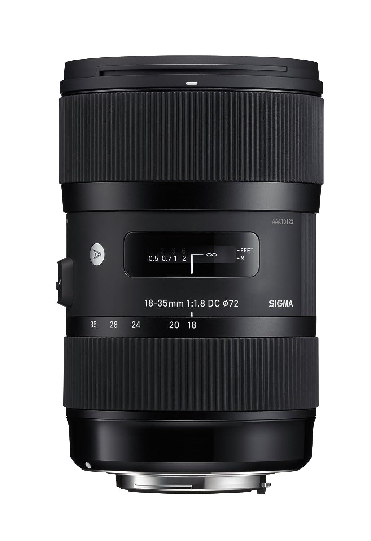 SIGMA 适马 18-35mm F1.8 DC HSM ¥4649