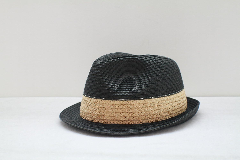 burisuton正品时尚休闲纸编礼帽