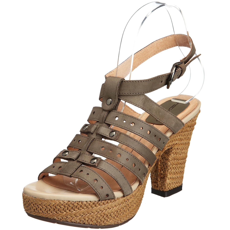 热风 3n0564 女凉鞋-鞋靴-亚马逊中国