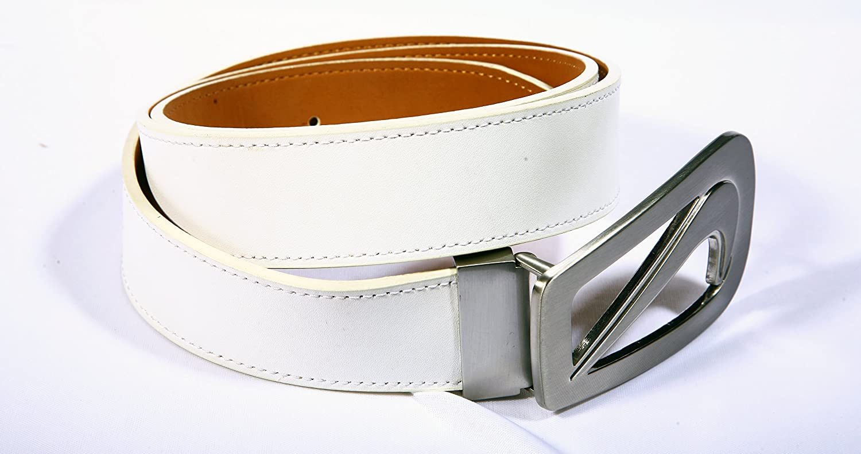 耐克高尔夫运动皮带 nike cutout 2013 新款 549258-100 100%牛皮革