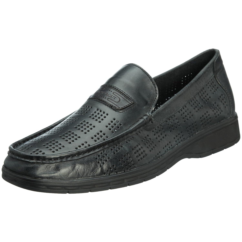 2.1折价:MONTAGUT 梦特娇 Q122774 商务休闲系列 男 商务休闲鞋 196元包邮