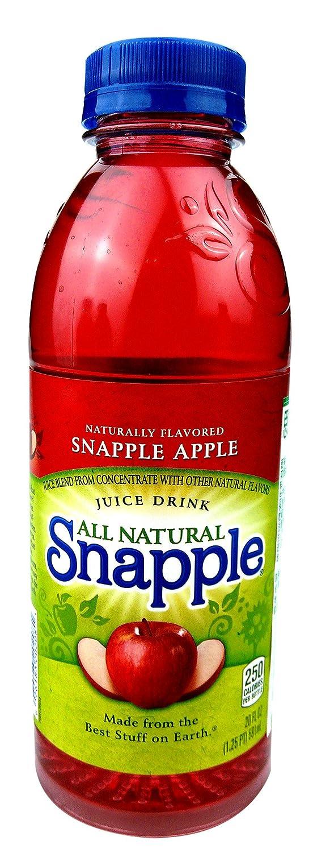 snapple 思乐宝 苹果果味饮料