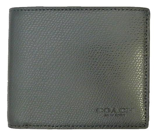coach mens wallet outlet  coach mens coin crossgrain