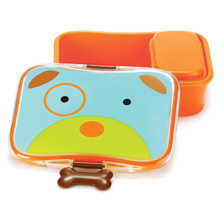 skip hop 可爱动物园午餐盒-小狗