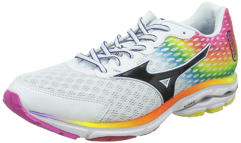 【大阪限量款】Mizuno 美津浓 男款 缓冲系次顶级跑步鞋WAVE RIDER 18 OSAKA J1GC150870