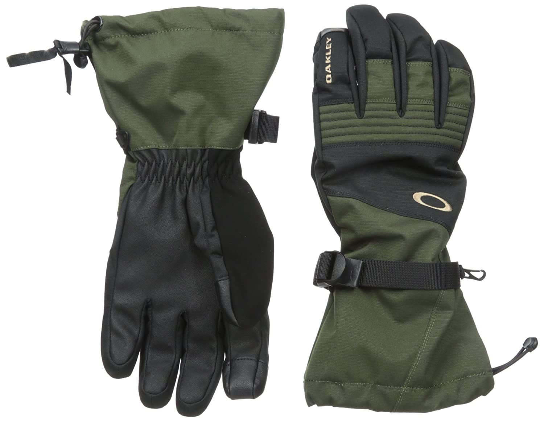 oakley ski gloves  oakley men\'s roundhouse