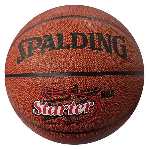 SPALDING 斯伯丁 篮球starter ¥99-¥10= ¥89