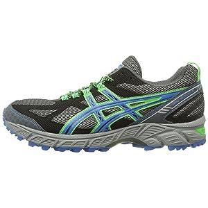 ASICS 亚瑟士 男子 越野跑鞋 T3K4N 双色 319元包邮的图片