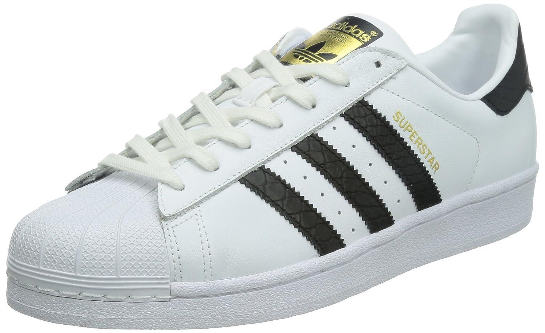 阿迪达斯 (adidas) superstar系列白色运动鞋