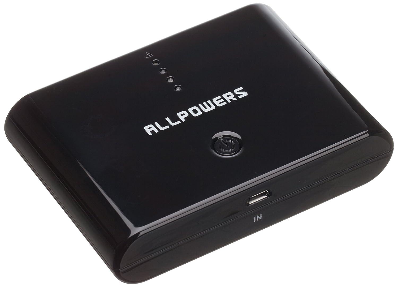 allpowers 奥鹏 ap-12000 移动电源 充电宝 12000mah图片