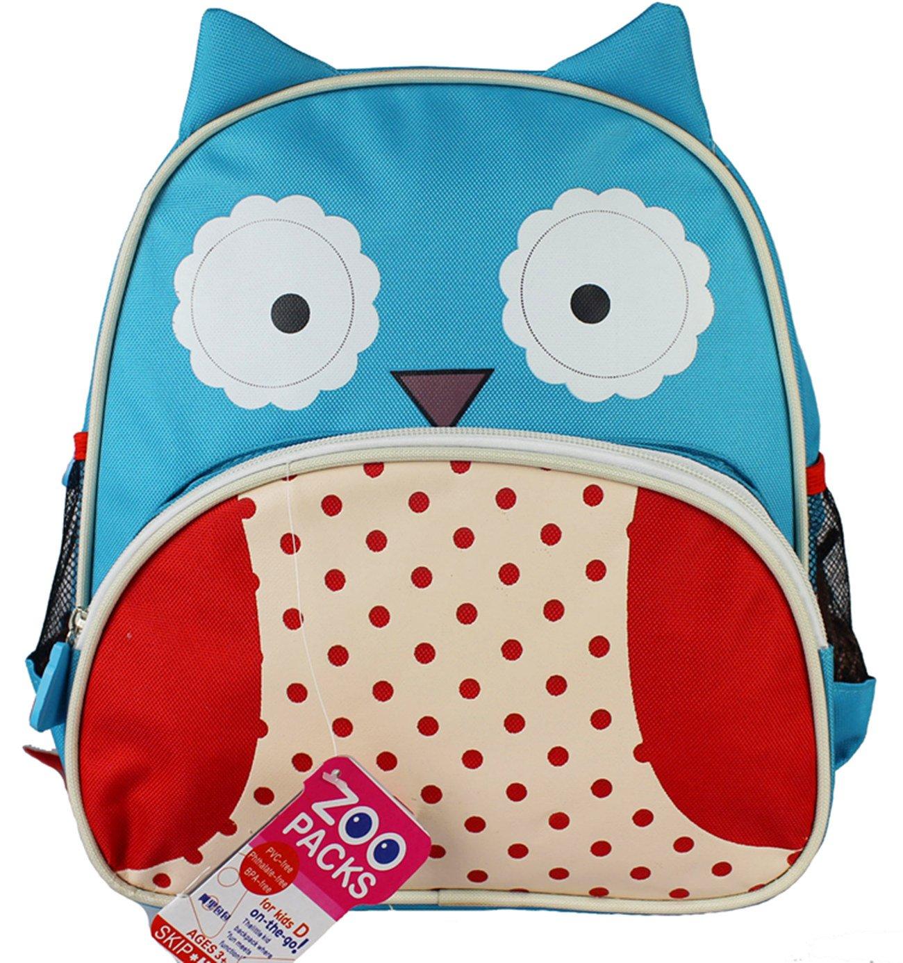 儿童书包 超萌卡通动物造型双肩包 儿童背包 幼儿园小
