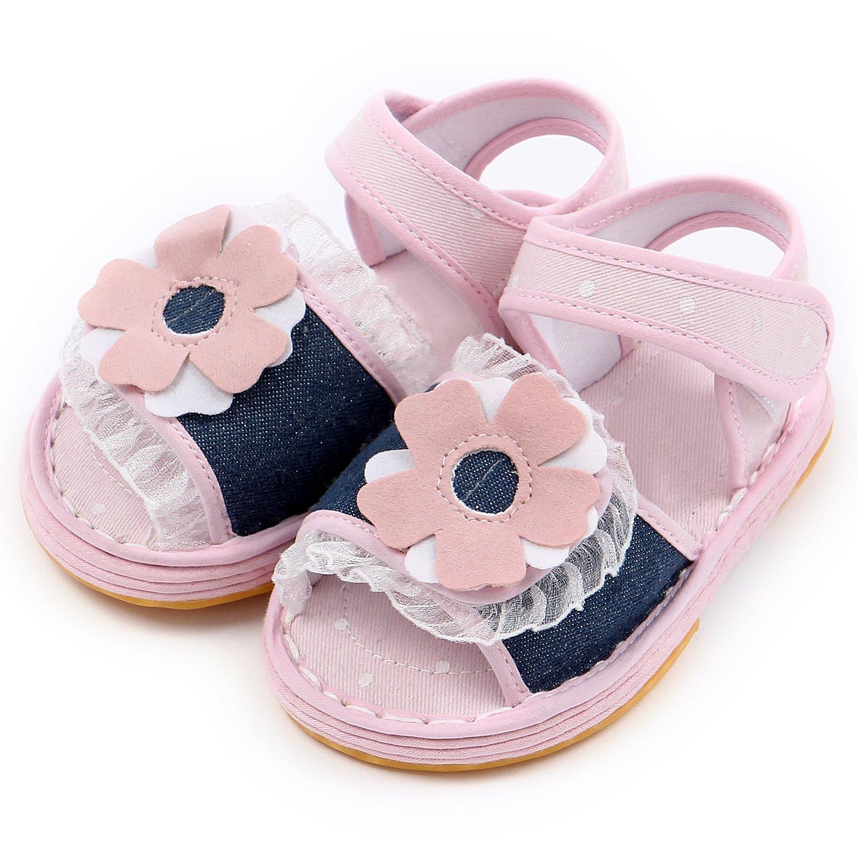婴幼儿纯棉手工布鞋宝宝学步凉鞋