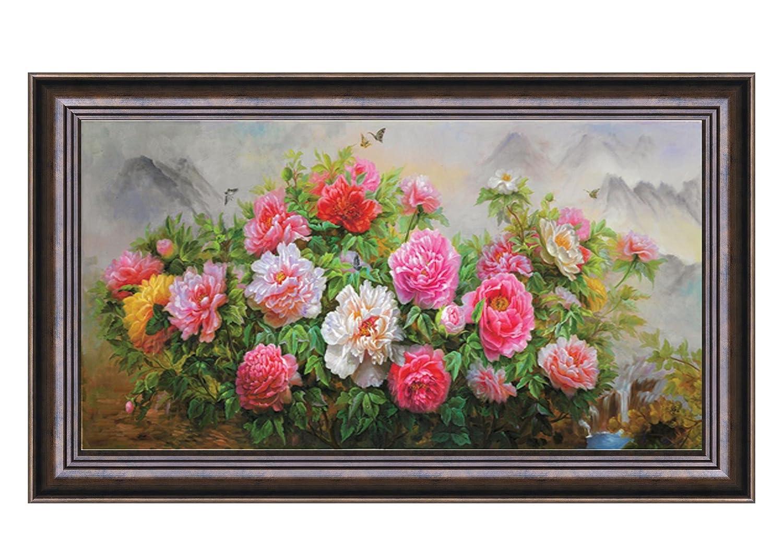 维众泰 牡丹花图片