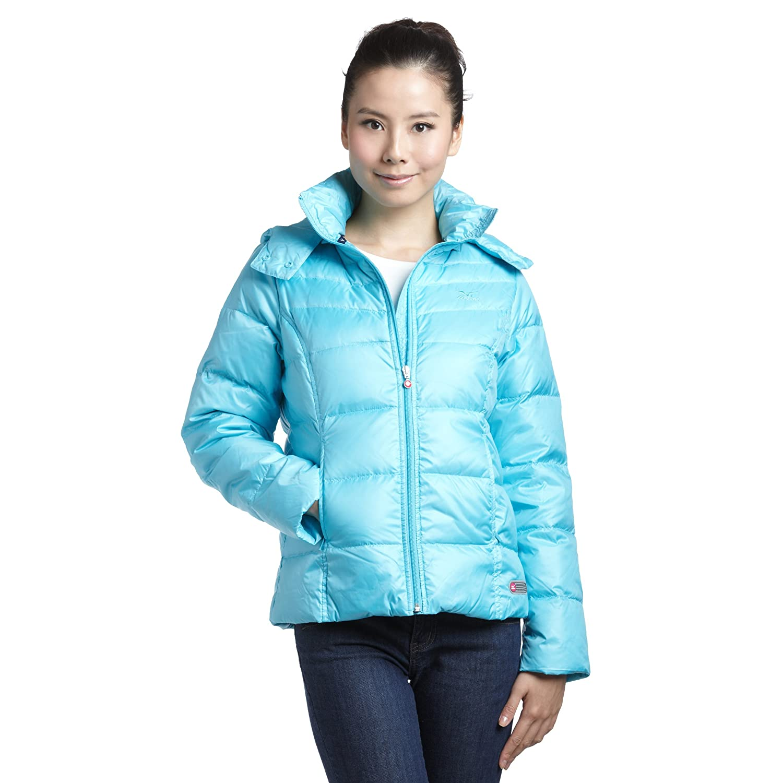 反季节促销 Mizuno 美津浓 秋冬 女式连帽羽绒外套 Z57JD153   251.44元(另有粉色259.84元)