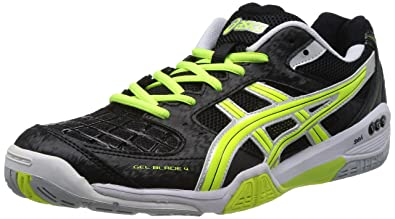 ASICS 亚瑟士 GEL-BLADE 4 R305N-9004 男款 羽毛球鞋