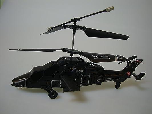 合金带陀螺仪遥控战斗直升飞机hm0946g-3通