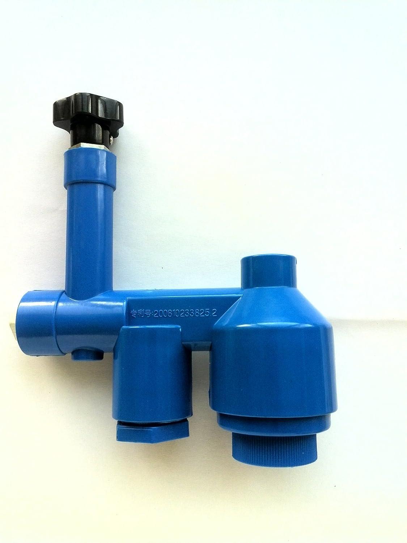 太阳能热水器水箱全自动上水控制阀 (蓝色, 165)图片