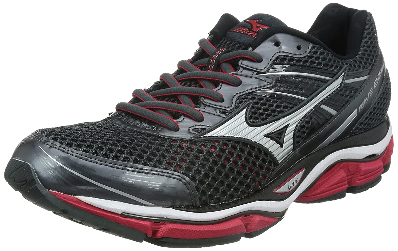Mizuno 美津浓 男 跑步鞋WAVE ENIGMA 5  J1GC150202