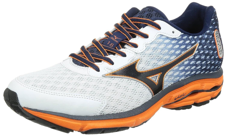 Mizuno 美津浓 男 跑步鞋WAVE RIDER 18 J1GC150