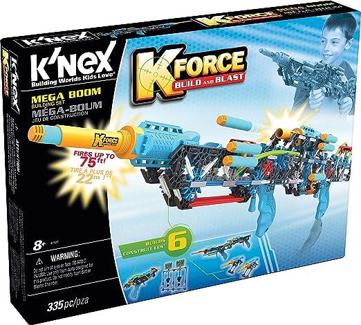 K'NEX 科乐思 武装系列 超远程发射枪 127.62元(直邮186元)