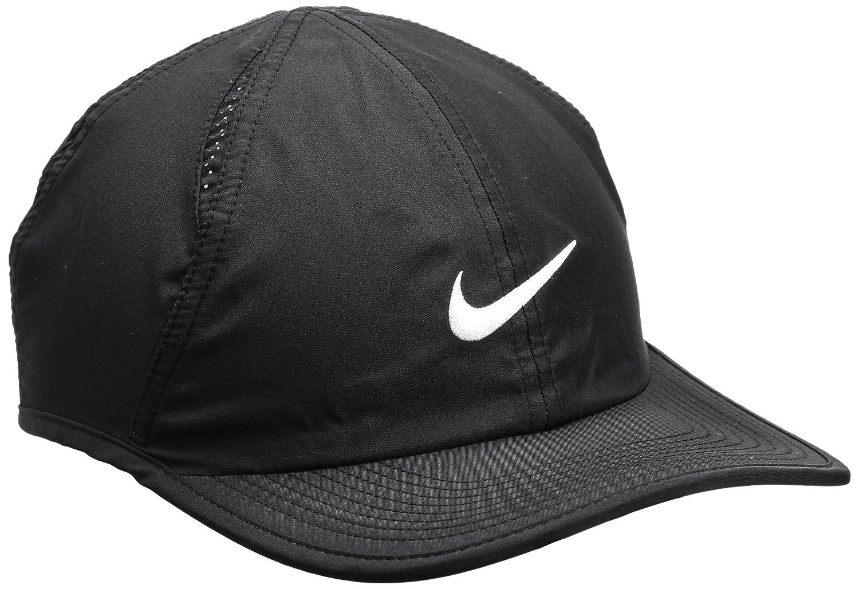帽子_nike 耐克 网球系列 男式 帽子 611811-010 黑/煤黑/黑/(白) misc