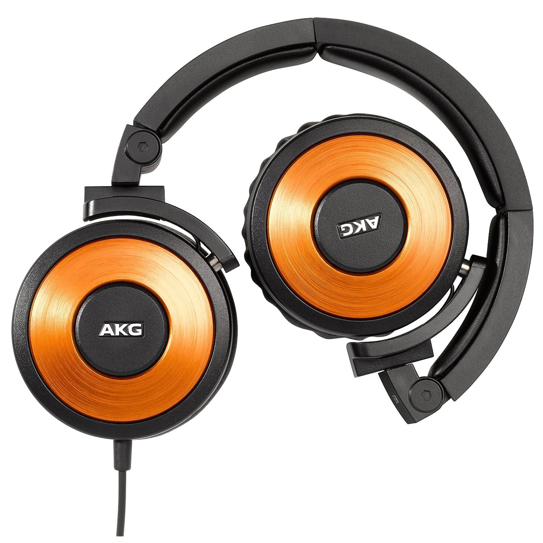 AKG K619 头戴便携DJ耳机 ¥99.95