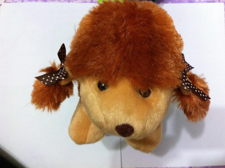 和利金 新款 超萌可爱小狗牧羊犬动物毛绒笔袋 可爱卡通动物 铅笔盒