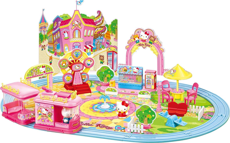 sanrio 三丽欧 hello kitty 街角物语 缤纷乐园 kt-50042
