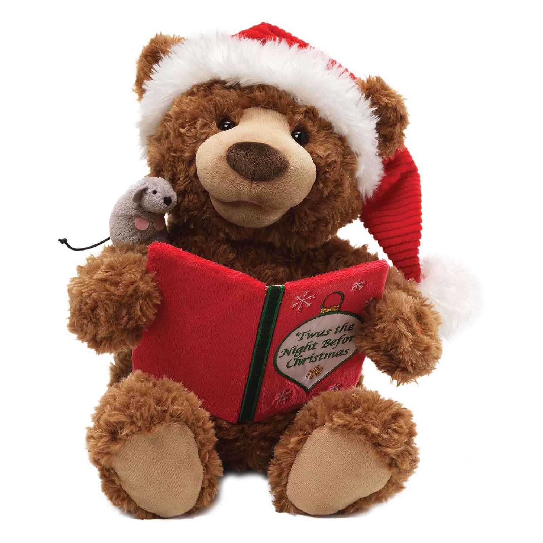 故事时光活泼小熊填充动物玩具