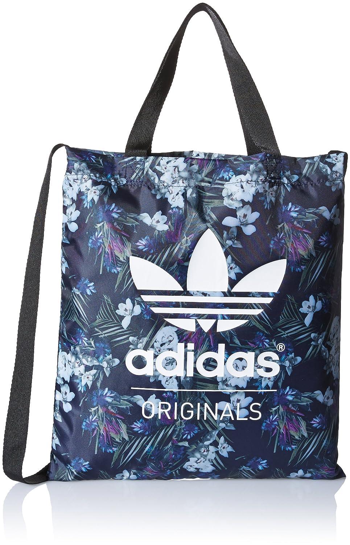 adidas 阿迪达斯 core 中性 购物袋 ah9252 多色/深靛蓝 ns