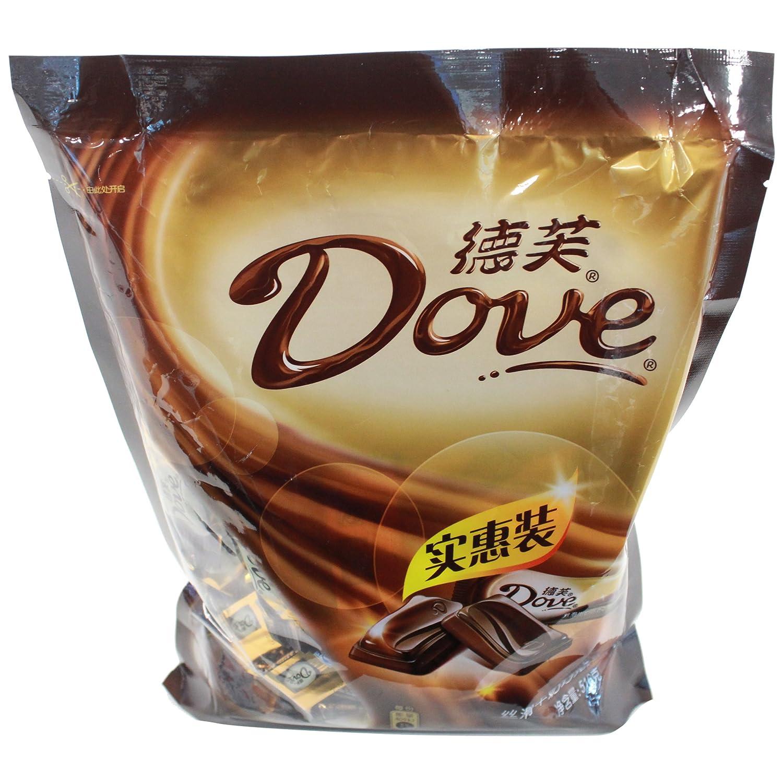 德芙丝滑牛奶巧克力实惠装516g ¥49.9