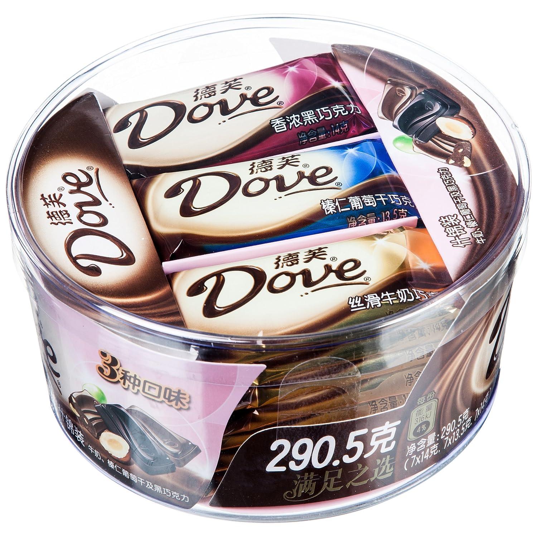 德芙巧克力拼盘290.5g,29.9元