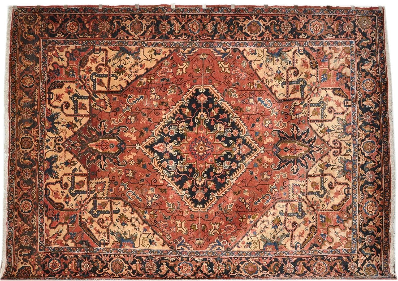 进口伊朗羊毛手工地毯