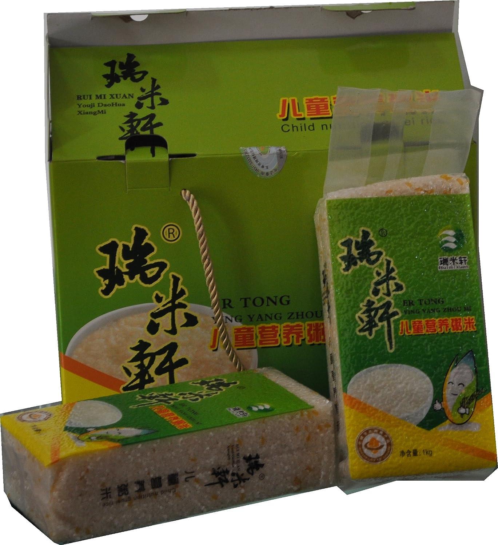 有机儿童营养粥米