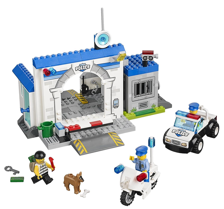 LEGO 乐高 小拼砌师系列 警察大追捕 10675 $19.99