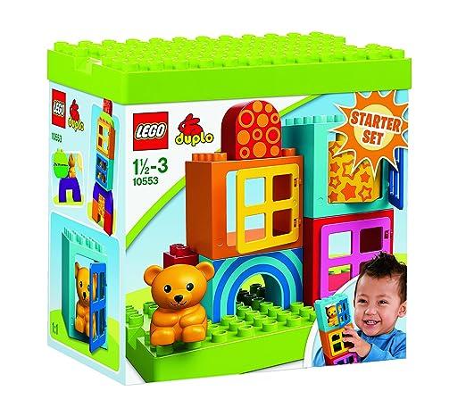 LEGO 乐高 得宝创意拼砌系列 得宝婴童系列百变积木组 10553