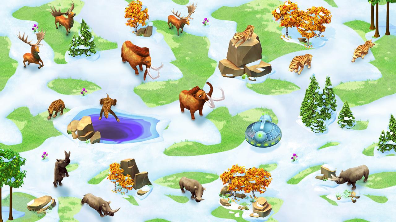 神奇动物园:动物,恐龙大营救-亚马逊应用商店-亚马逊