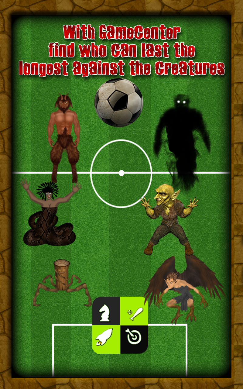 magic soccer : the football monster's quest - gold edition