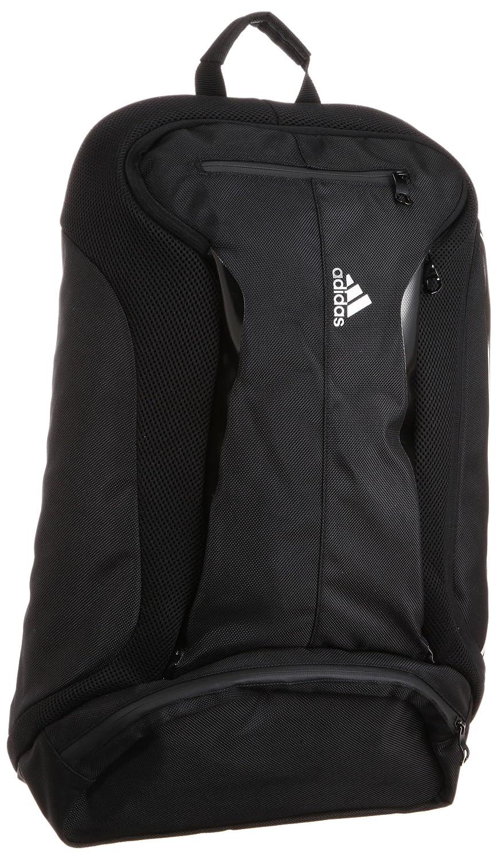 adidas 阿迪达斯 运动表现系列 男式 双肩背包 黑 v86918图片