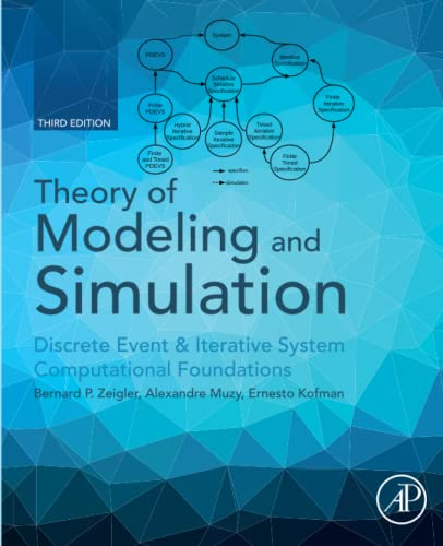 Theory of Modeling and Simulation: Discrete Event & Iterative System Computational Foundations, 3rd Edition