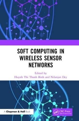 Soft Computing in Wireless Sensor Networks