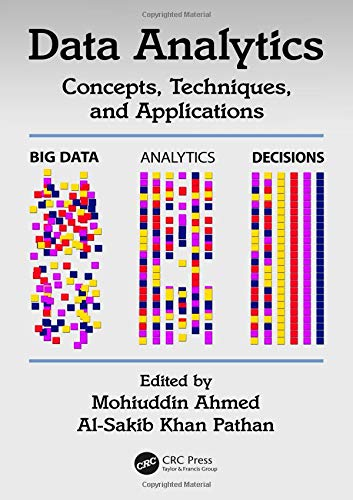 Data Analytics: Concepts, Techniques, and Applications