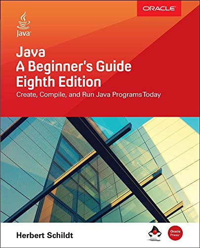 Java A Beginner's Guide, 8th Edition