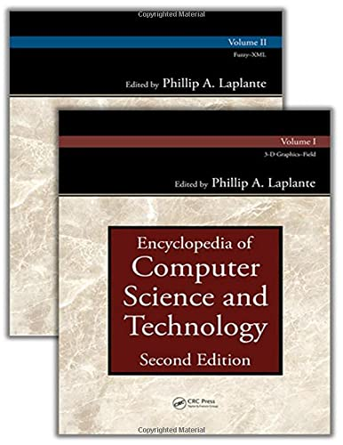 Encyclopedia of Computer Science and Technology, 2nd Edition (Two Volume Set)
