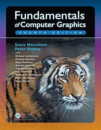 Fundamentals of Computer Graphics, 4th Edition