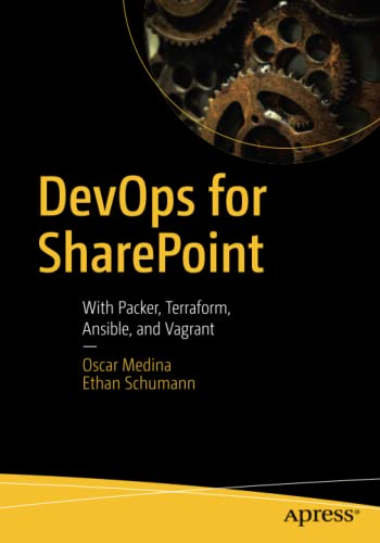 DevOps for SharePoint With Packer, Terraform, Ansible, and Vagrant