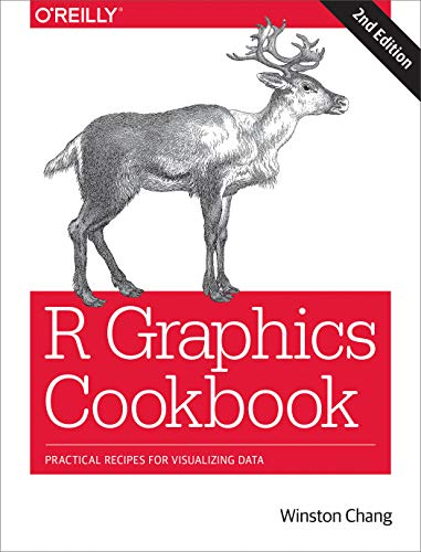R Graphics Cookbook: Practical Recipes for Visualizing Data, 2nd Edition