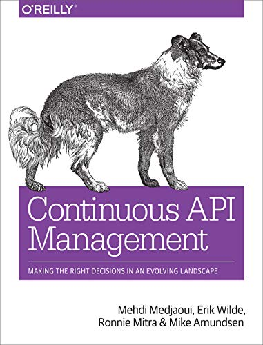 Continuous API Management: Making the Right Decisions in an Evolving Landscap