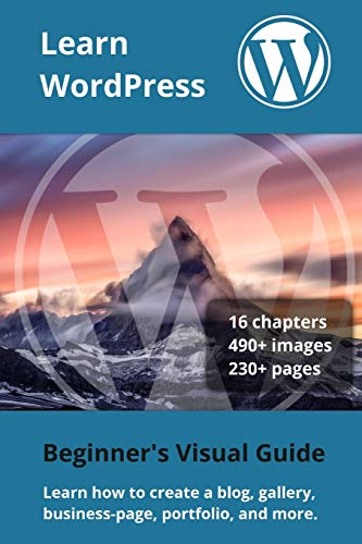 Learn WordPress: Beginner's Visual Guide